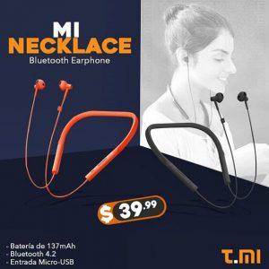 Mi Necklace