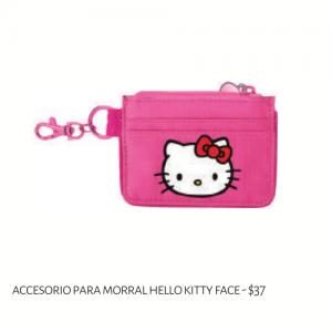 Accesorio para morral Hello Kitty Face