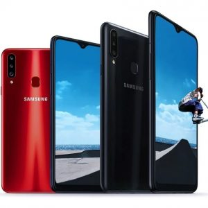 Samsung A20s Azul