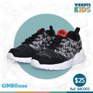 Zapatos deportivos de niños GIMBOKIDS