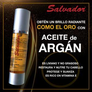 Salvador Gotas de Argán